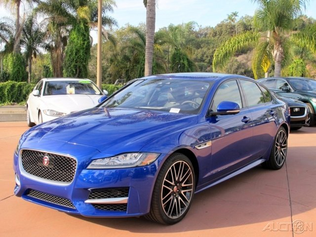 new 2018 jaguar xf 25t r sport 4dr car in santa barbara j1916 jaguar santa barbara. Black Bedroom Furniture Sets. Home Design Ideas
