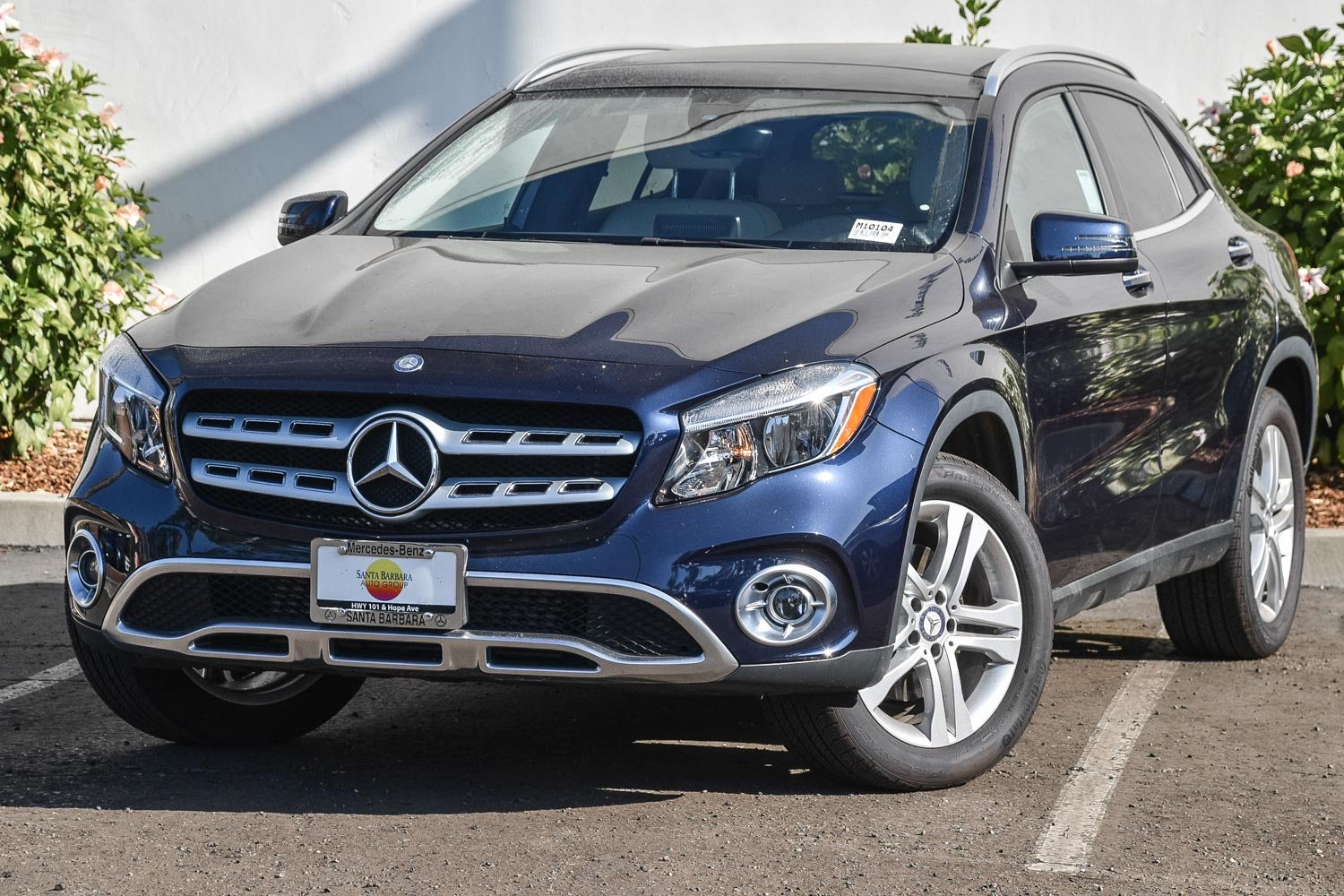 Pre Owned 2018 Mercedes Benz Gla 250 Sport Utility In Santa Eco Wiring